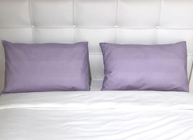Fundas y Corredores de Cama Colorados fundas de almohada bio color