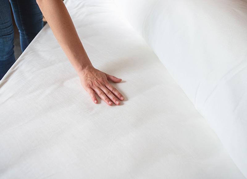 Cubrecolchones desechables impermeables línea impermeable durable